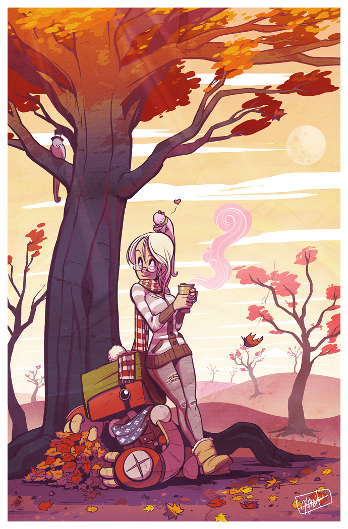 Autumn by tysonhesse