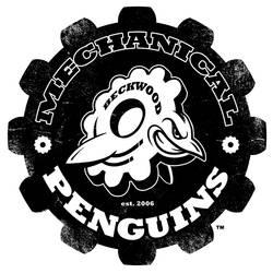 Mechanical Penguins logo by tysonhesse
