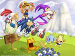 1024x768 sonic team