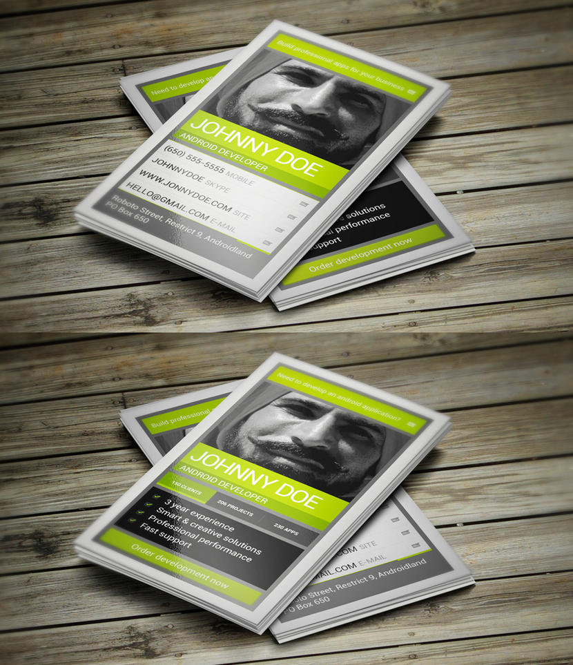Business Card Reader In Android Choice Image - Card Design And Card ...