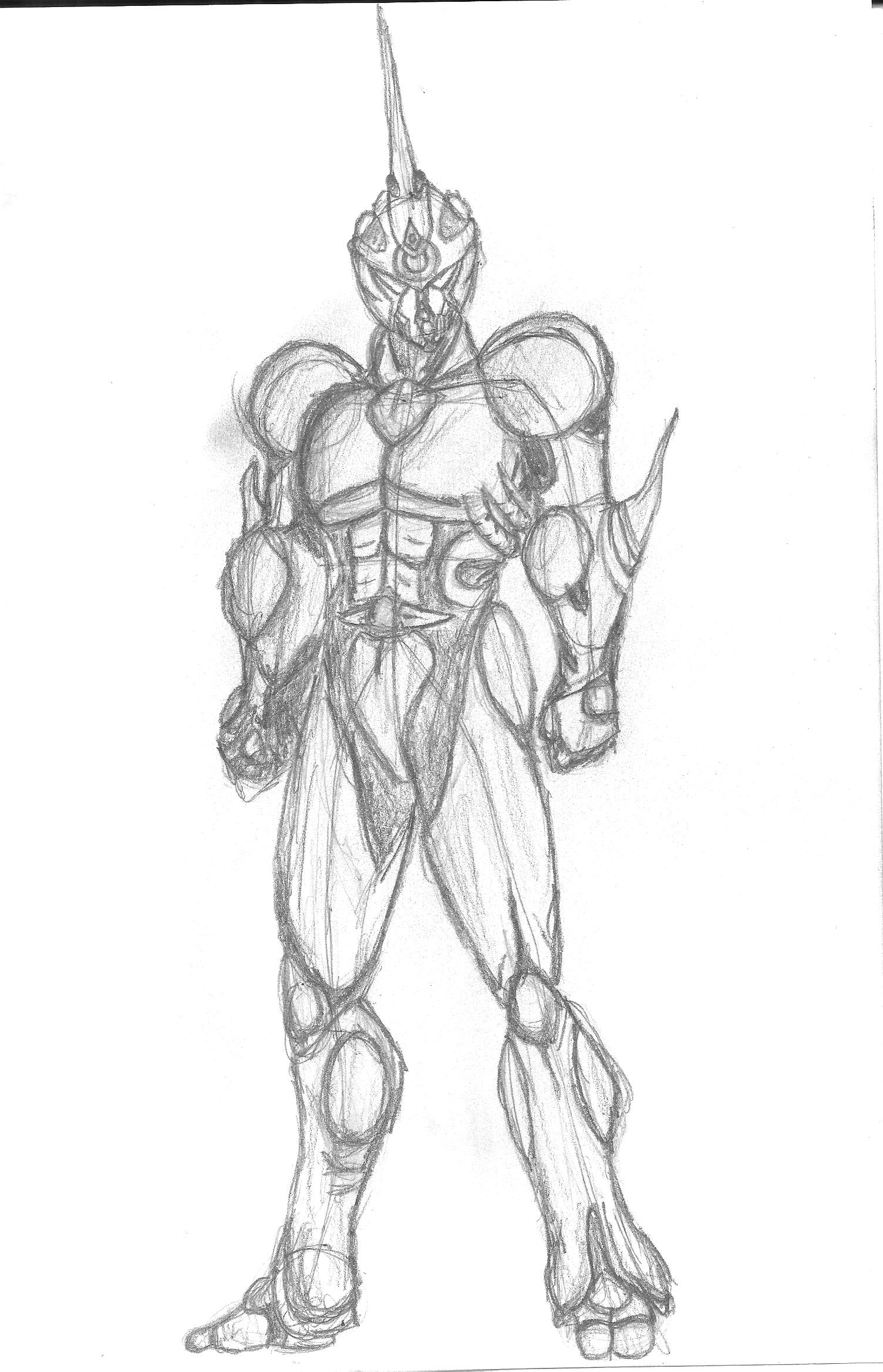 Guyver 1 by timberTslayer