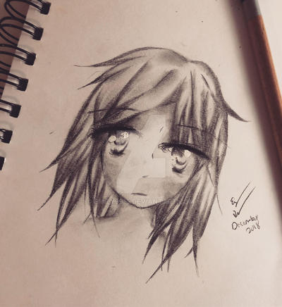 Quick doodle :3 by Emily9915