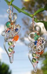Modern Faire Earrings by Jayetta