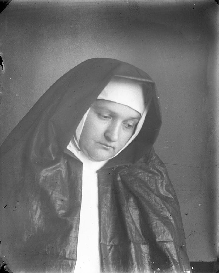 Nun by infrastock