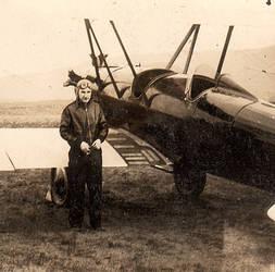 Infrastock Vintage Pilot by infrastock