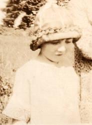 Infrastock Vintage Littlegirl by infrastock