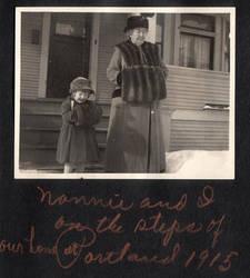 Infrastock Vintage Nannie + I