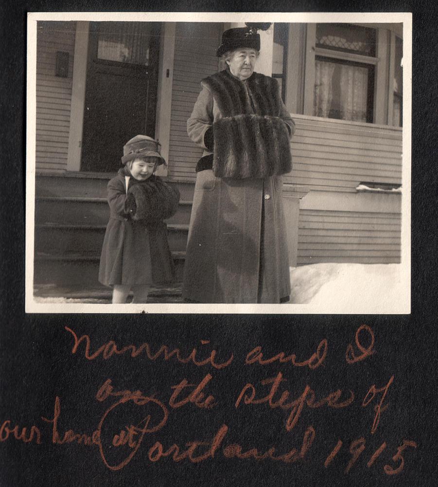 Infrastock Vintage Nannie + I by infrastock