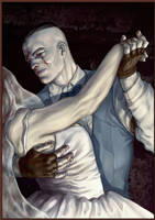 Outlast WB -The last dance by berman1983
