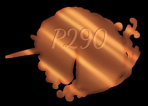 P290 Plaque