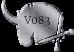 V083 Plaque