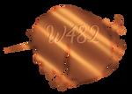 W482 Plaque