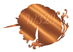 W323 Plaque