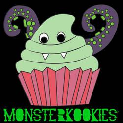 MonsterKookie Cupcake