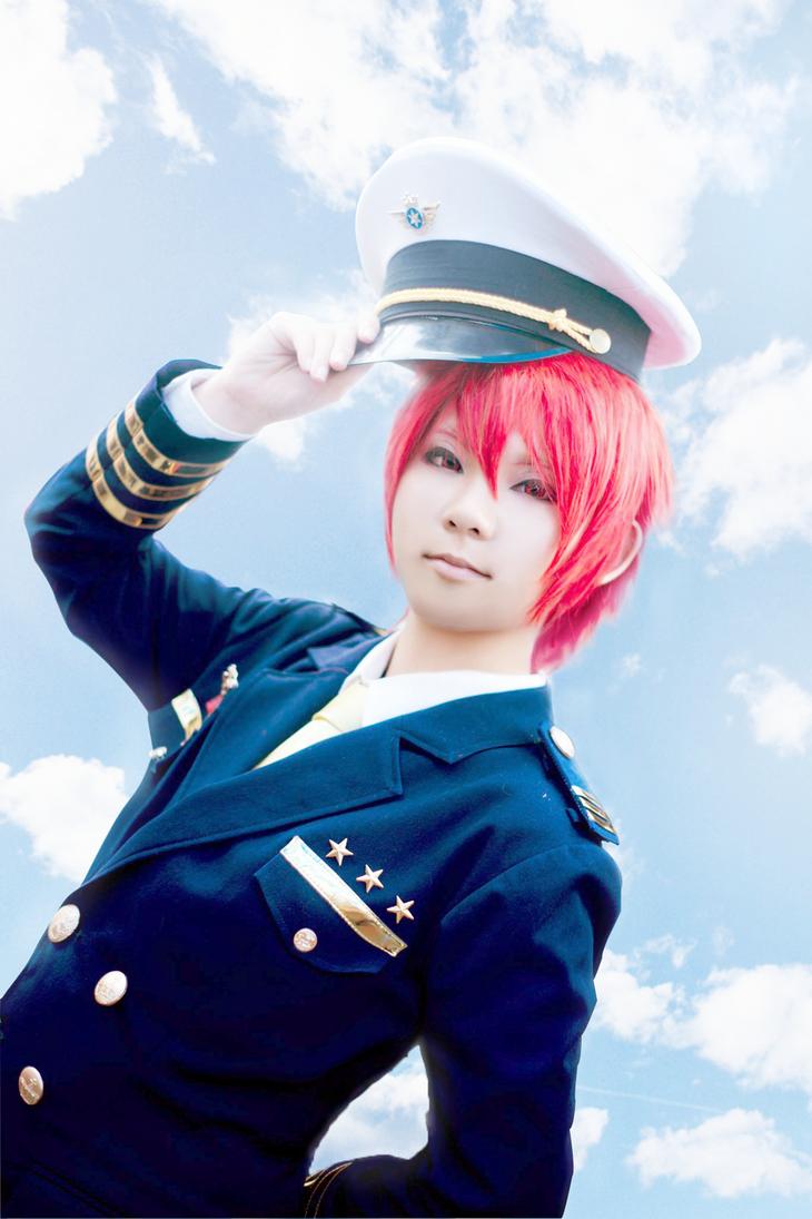 uta no prince-sama - Shining Airlines by Silverwolf-Himegami