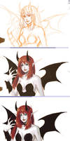 pchat + WoW succubus
