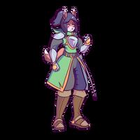 Hilda by aquadango