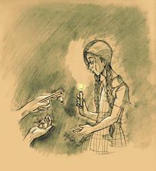 Candle light by TakikoSohma