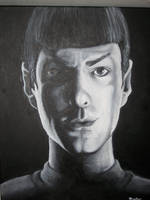 Spock ? by lacking-creativity
