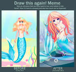2011-2014 Meme: before and after
