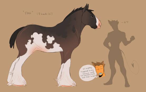 gilligans horse