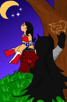 Bruce Loves Diana