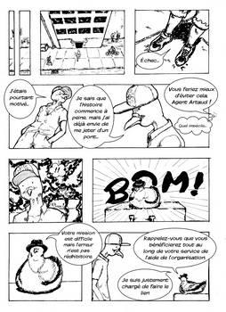A vol d'oiseau - Mission 1, page 6