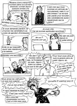 A vol d'oiseau - Mission 1, page 5