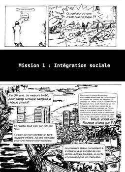A vol d'oiseau - Mission 1, page 3