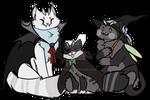 super spooky family [rta entry]
