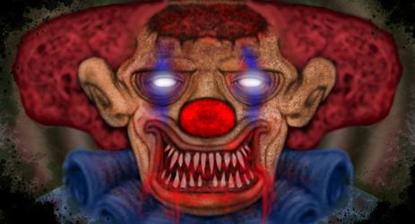Clown by InsainArt