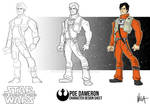 Star Wars: The Animated Series - Poe Dameron