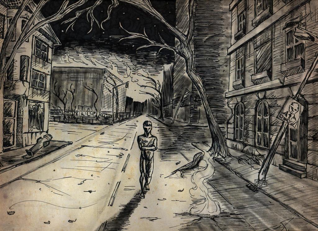 Street by peterszebeni
