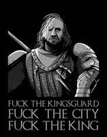 Game Of Thrones Sandor by peterszebeni