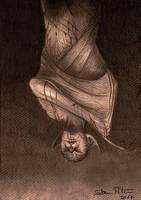 Vampire creature - Vision Contest entry by peterszebeni