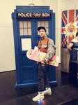 Marty and the Tardis