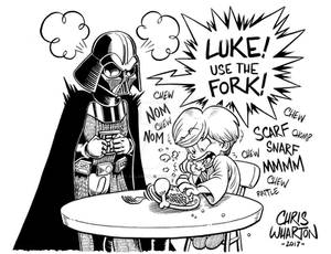 Luke! Use The Fork!