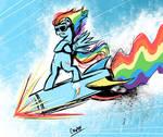 Rainbow Missile