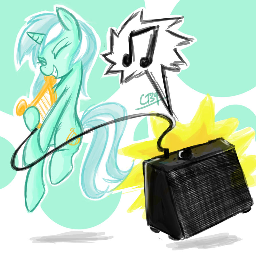 Lyra goes up to 11 by Coin-Trip39
