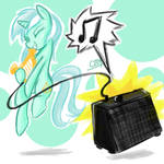 Lyra goes up to 11
