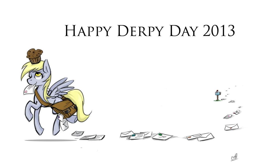 Derpy Day 2013 by Coin-Trip39
