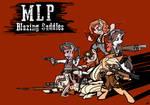 MLP: Blazing Saddles