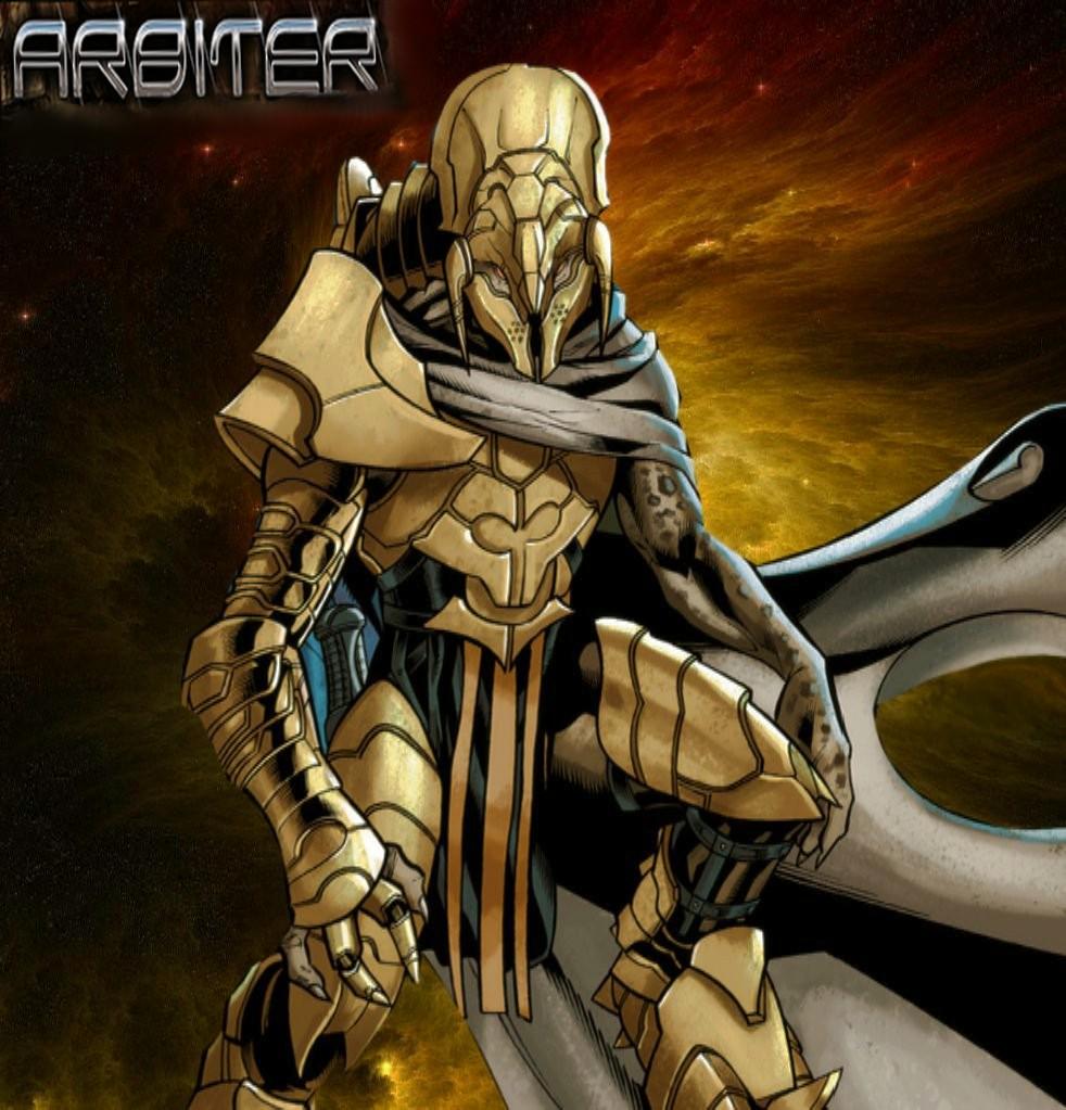 Halo arbiter armor all