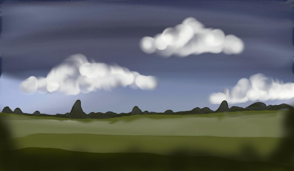 Watercolour Backround by Mcnickel-Senpai