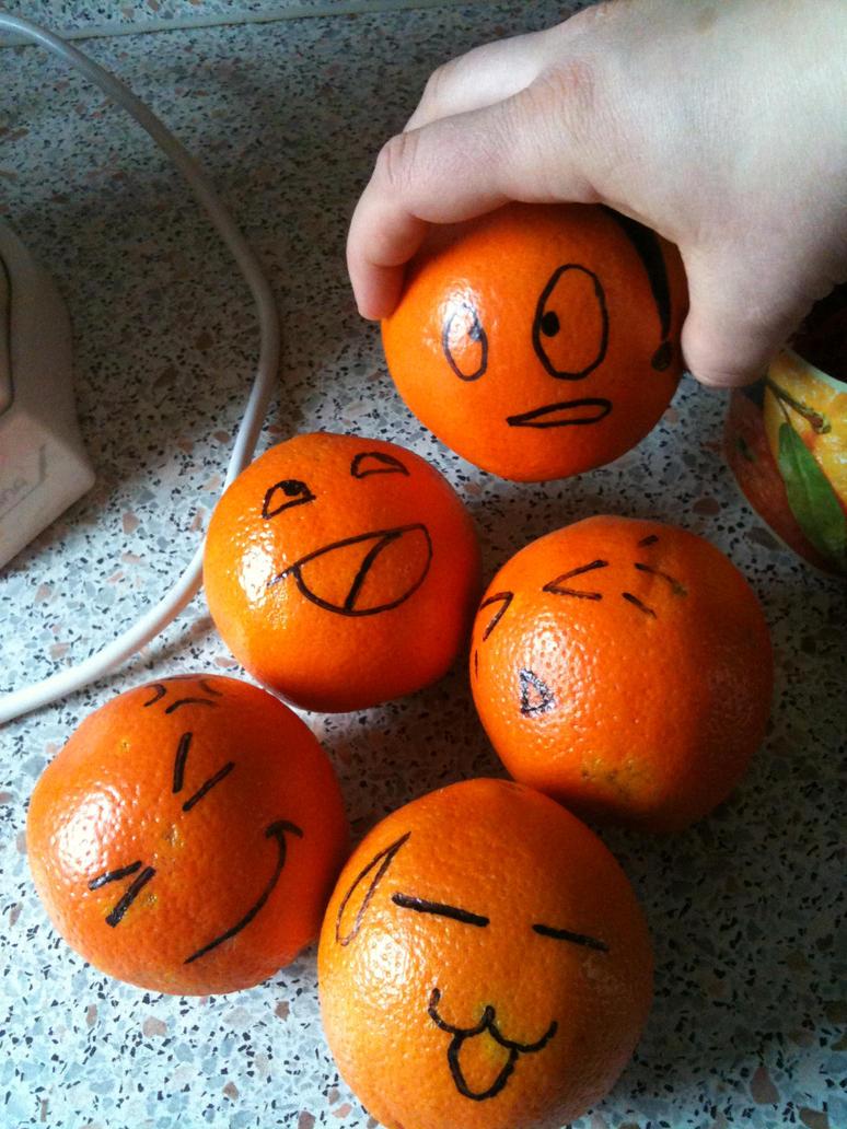orange by Mahike