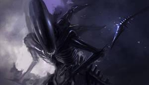 Alien. by Green042