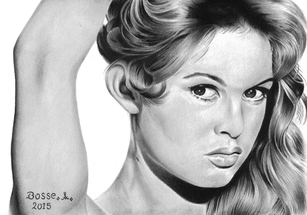 Brigitte Bardot by Torsk1