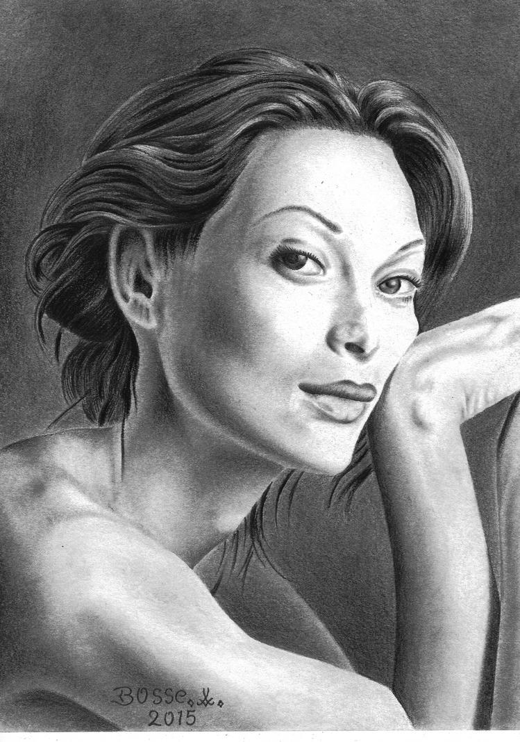 Womanportrait by Torsk1