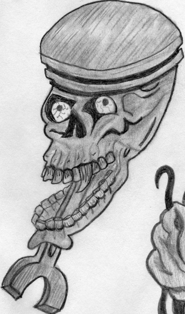 skull piston tattoo by 88tizzle88 on deviantart. Black Bedroom Furniture Sets. Home Design Ideas