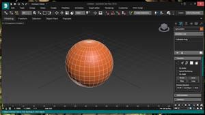 3DS Max Metro UI Concept